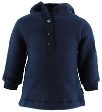 Mikk-Line Jacket - Wool - Navy