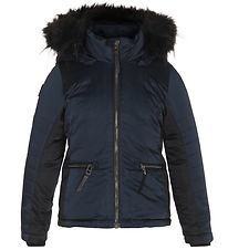 Molo Padded Jacket - Hennah - Night Sky