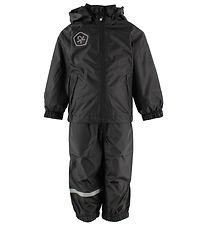 Color Kids Rainwear - Tallis - PE - Black