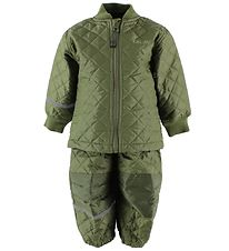 CeLaVi Thermo Set - Army Green