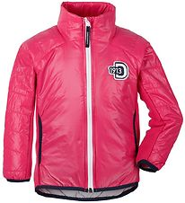 Didriksons Thermo Jacket - Råne - Fuchsia