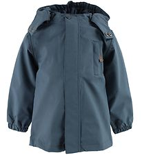 byLindgren Rain Jacket - Little Birch - Petrol