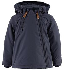 Mikk-Line Winter Coat - Navy