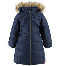 Mikk-Line Down Jacket - Navy
