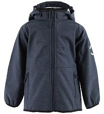 Mikk-Line Softshell Jacket - Navy