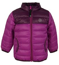 Color Kids Jacket - Fuchsia/Purple