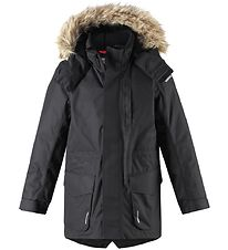 Reima Tec Winter Coat - Naapuri - Black