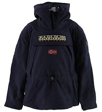 Napapijri Winter Coat - Skidoo 2 Anorak - Navy