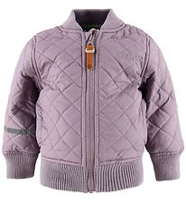 CeLaVi Thermo Jacket w. Fleece - Coated - Lavender