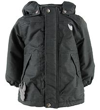 Wheat Winter Coat - Tinus - Charcoal