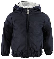 Moncler Lightweight Jacket - Poema - Navy