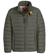 Parajumpers Down Jacket - Ugo - Army Green