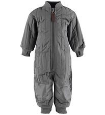 En Fant Thermo Suit - Ink - Grey