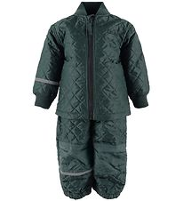 CeLaVi Thermo Suit - Dark Green