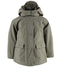 Hust and Claire Lightweight Jacket - Olava - Army Green