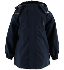 byLindgren Rain Jacket - Little Birch - Deep Navy
