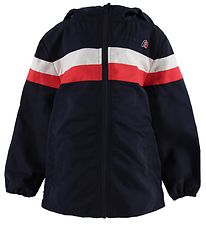 Cost:Bart Jacket - Eg - Navy/Stripes
