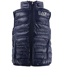 EA7 Down Gilet - Navy
