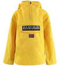 Napapijri Lightweight Jacket - Rainforest Sum - Yellow