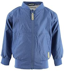 Color Kids Lightweight Jacket - Enrico - Blue Melange