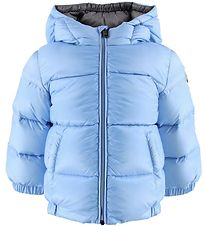 Moncler Goose Down Jacket - New Macaire - Light Blue
