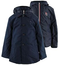 Tommy Hilfiger Winter Coat - Navy