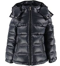 Moncler Goose-Down Jacket - New Maya - Navy