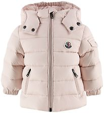 Moncler Goose-Down Jacket- Jules - Powder Rose