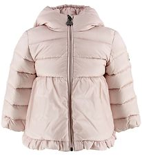 Moncler Goose-Down Jacket - Odile - Powder Rose