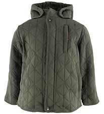 byLindgren Thermo Jacket - Thor - Dusty Olive