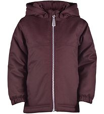 Mikk-Line Winter Coat - Bordeaux