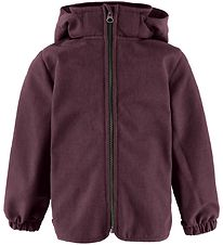 En Fant Softshell Jacket - Gate - PE - Bordeaux