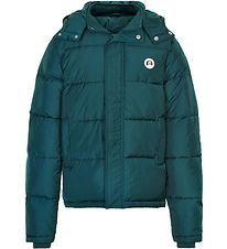 Cost:Bart Winter Coat - Glenn - Dark Green