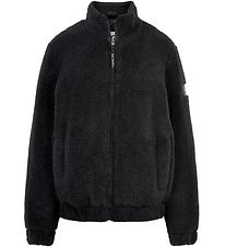 Cost:Bart Jacket - Glain- Black Teddy