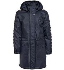 Hummel Winter Coat - HMLJeanne - Navy w. Angles