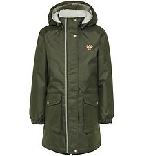 Hummel Winter Coat - HMLLise - Army