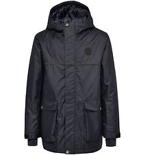 Hummel Teens Winter Coat - HMLLothar - Navy