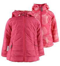 Ticket To Heaven Padded Jacket - Reverisble - Chris - Pink