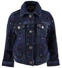 Tommy Hilfiger Denim Jacket - Blue Denim/Stars
