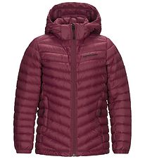 Peak Performance Duck-Down Jacket - Frost - Bordeaux