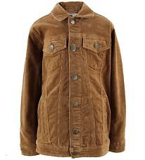 Hound Corduroy Jacket - Brown