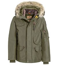 Parajumpers Down Jacket - Right Hand - Military