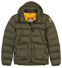 Parajumpers Down Jacket - Greg - Military