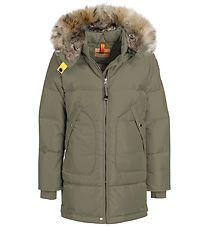 Parajumpers Down Jacket - Long Bear - Military