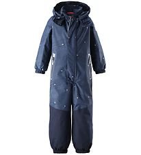 Reima Tec Snowsuit - Koli - Navy/Waves