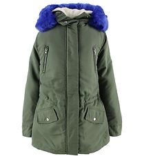 Hound Winter Coat - Parka - Army Green