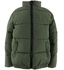 Hound Padded Jacket - Dark Green