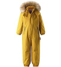 Reima Tec Snowsuit - Stavanger - Dark Yellow