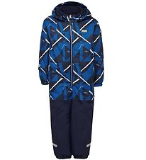 Lego Wear Snowsuit - Jordan - Blue