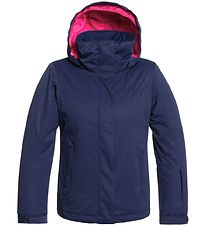 Roxy Winter Coat - Jetty - Navy